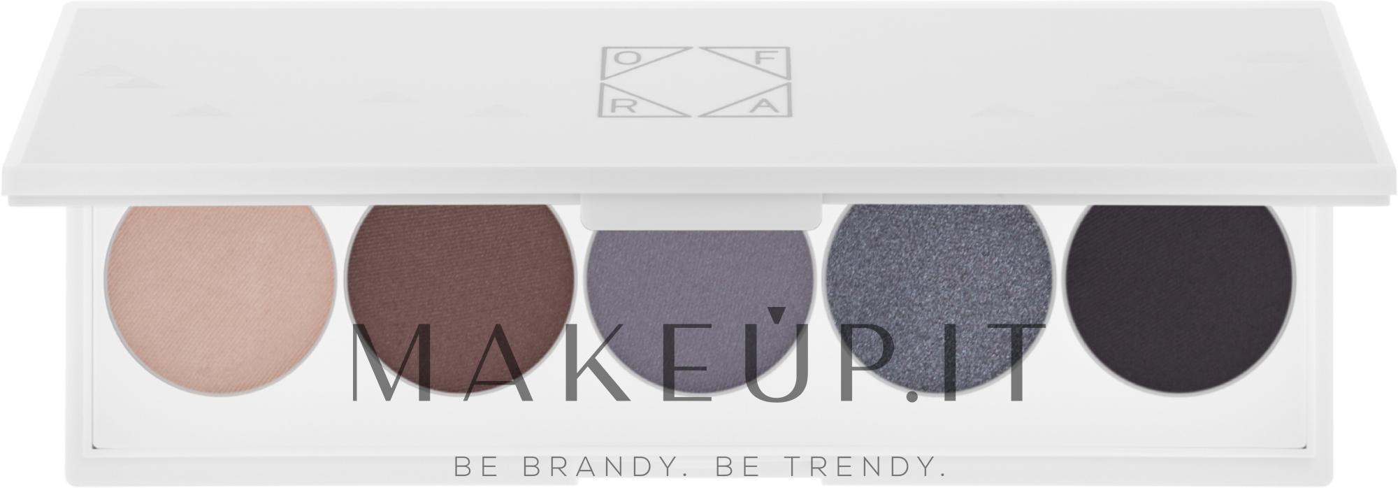 Palette ombretti - Ofra Signature Eyeshadow Palette Irresistible Smokey Eyes — foto 10 g