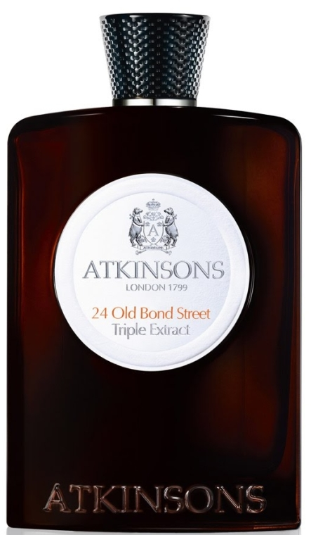 Atkinsons 24 Old Bond Street Triple Extract - Colonia — foto N2