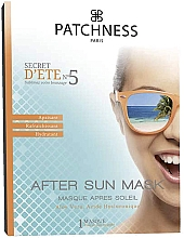 Profumi e cosmetici Maschera doposole ultra idratante - Patchness Mask After Sun