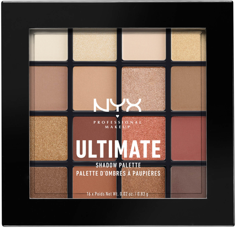 Palette ombretti - Nyx Professional Makeup Ultimate Shadow Palette