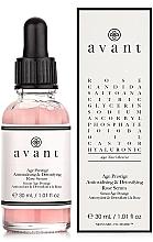 Profumi e cosmetici Siero antiossidante alla rosa - Avant Age Prestige Antioxidising & Detoxifying Rose Serum