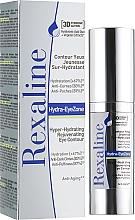 Profumi e cosmetici Crema contorno occhi super idratante - Rexaline Hydra 3D Hydra-Eye Zone Cream