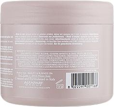 Maschera capelli idratante - Alfaparf Lisse Design Keratin Therapy Rehydrating Mask — foto N4