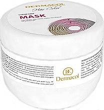 Profumi e cosmetici Maschera per capelli colorati - Dermacol Hair Color Mask