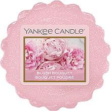 Profumi e cosmetici Cera aromatica - Yankee Candle Blush Bouquet Tarts Wax Melts