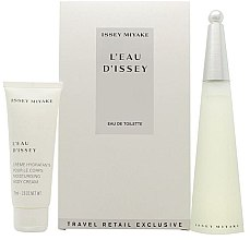 Profumi e cosmetici L'Eau D'Issey By Issey Miyake For Women - Set (edt/100ml + cr/75ml)