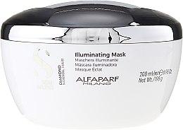 Profumi e cosmetici Maschera per aggiungere lucentezza ai capelli - Alfaparf Illuminating Mask