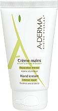 Profumi e cosmetici Crema mani con latte d'avena Realba - A-Derma Intensiv Repair Handcreme