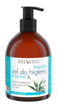 Gel detergente intimo - Sylveco