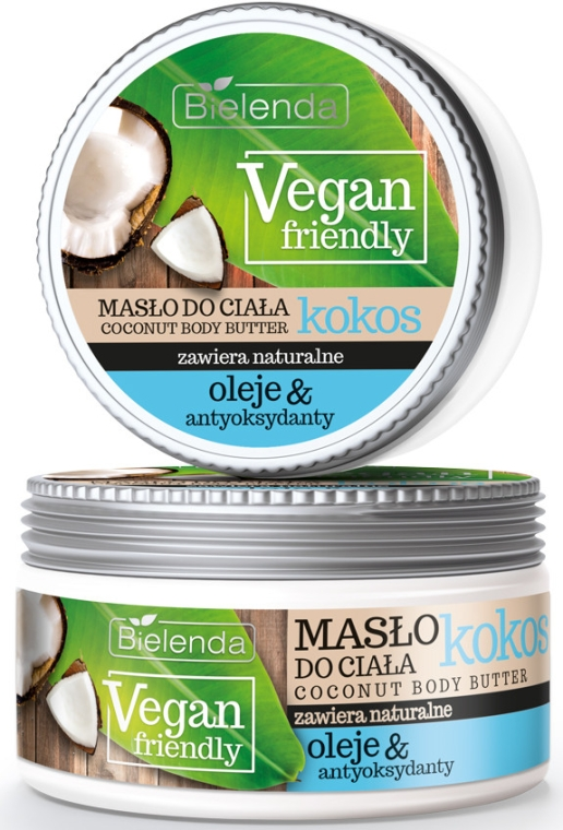 "Burro corpo ""Cocco"" - Bielenda Vegan Friendly Coconut Body Butter"