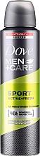 Profumi e cosmetici Antitraspirante per uomo - Dove Men+Care Sport Active Fresh