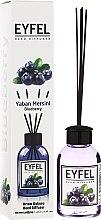 "Profumi e cosmetici Aromadiffusore ""Mirtillo"" - Eyfel Perfume Reed Diffuser Blueberry"