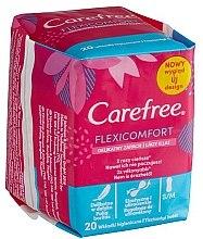 Profumi e cosmetici Assorbente giornaliere igieniche - Carefree Flexi Comfort Pantyliners With Soft Scent