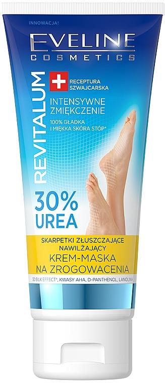 Maschera contro calli - Eveline Cosmetics Revitalum 35% Urea