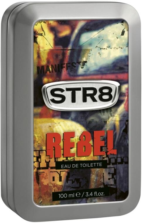 STR8 Rebel - Eau de toilette  — foto N2