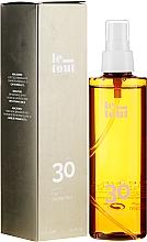 Profumi e cosmetici Olio solare - Le Tout Dry Oil Protect SPF30