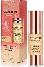 Profumi e cosmetici Fondotinta opacizzante - Dax Cashmere Active Make-Up Mattifying Foundation