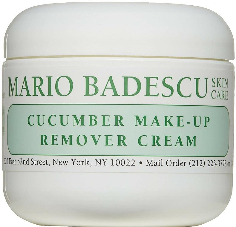 Crema struccante - Mario Badescu Cucumber Make-up Remover Cream — foto N1