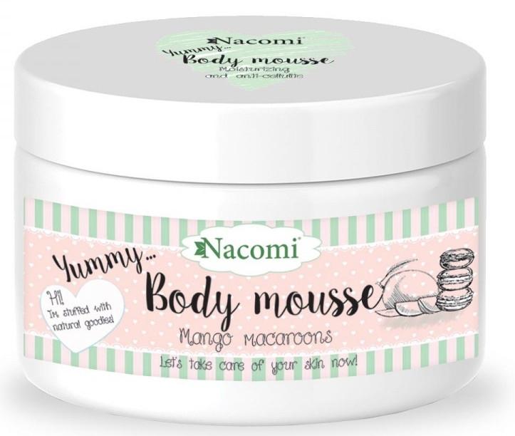 "Mousse corpo ""Mango Macaroons"" - Nacomi Body Mousse"