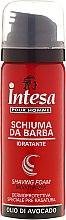 Profumi e cosmetici Schiuma da barba (mini) - Intesa