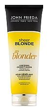 Profumi e cosmetici Condizionante nutriente capelli - John Frieda Sheer Blonde Soin Demelant Eclaircissante Go Blonder