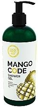 Profumi e cosmetici Gel doccia idratante al mango per pelli normali - Good Mood Mango Code Shower Gel