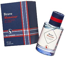 Profumi e cosmetici El Ganso Bravo Monsieur - Eau de Toilette