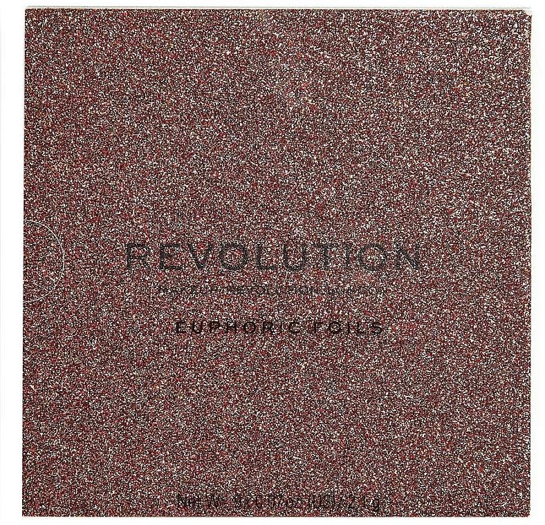 Palette ombretti - Makeup Revolution Euphoric Foil Eyeshadow Palette — foto N2