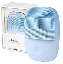 Profumi e cosmetici Spazzola per la pulizia del viso ad ultrasuoni - Xiaomi inFace 2 Blue