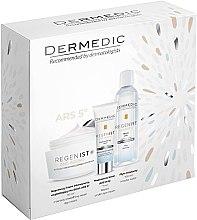 Profumi e cosmetici Set - Dermedic Regenist Anti-Ageing Ars 5 (f/cr/50ml + eye/cr/7ml + micel/100ml)