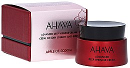 Profumi e cosmetici Crema antirughe profonde - Ahava Apple Of Sodom Advanced Deep Wrinkle Cream