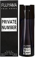 Profumi e cosmetici Succes de Paris Fujiyama Private Number - Eau de Toilette