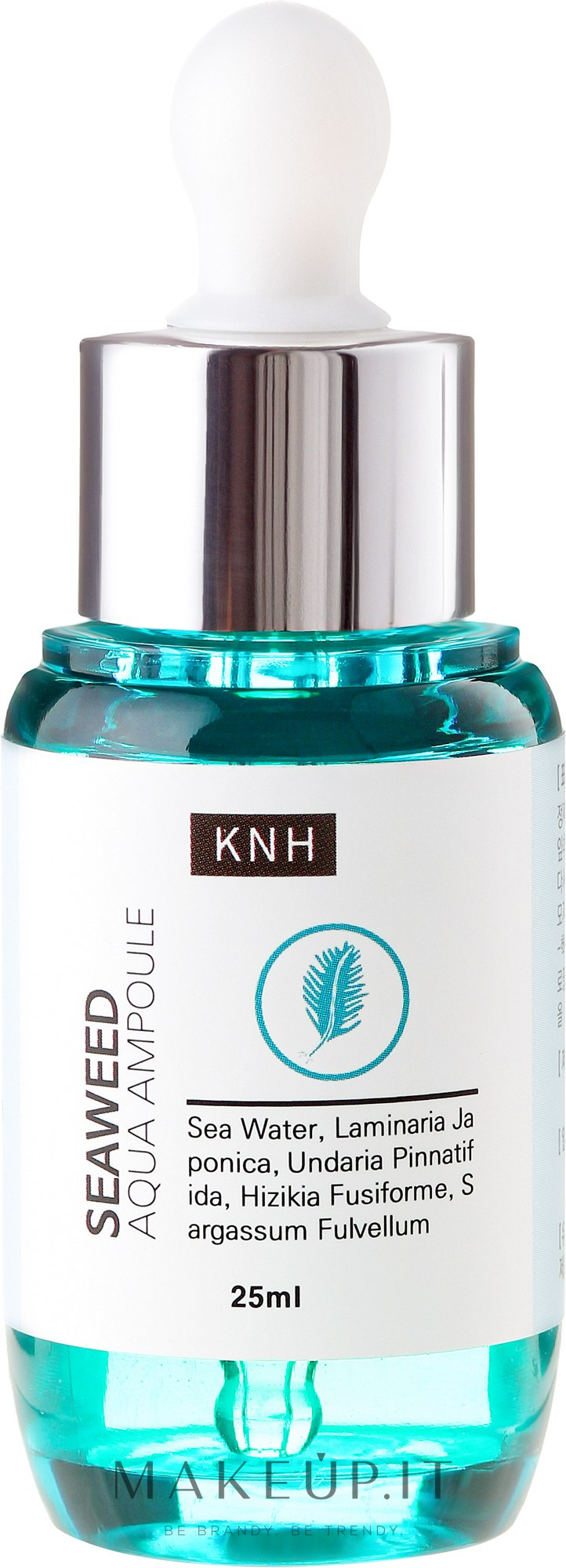 Siero viso idratante - KNH Seaweed Aqua Ampoule — foto 25 ml
