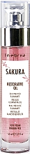 Profumi e cosmetici Olio rivitalizzante - Inebrya Sakura Restorative Oil