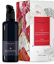 Profumi e cosmetici Olio struccante - Edible Beauty Pure Enchantress Makeup Remover Oil