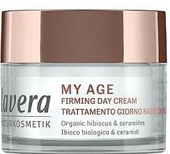 Profumi e cosmetici Crema viso rassodante, da giorno - Lavera My Age