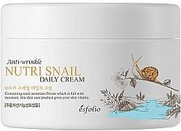 Profumi e cosmetici Crema nutriente alla bava di lumaca - Esfolio Nutri Snail Daily Cream