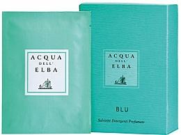 Profumi e cosmetici Acqua Dell Elba Blu - Salviettine detergenti