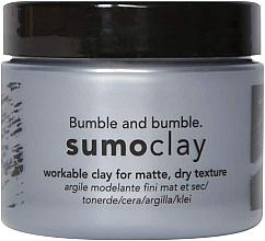 Profumi e cosmetici Argilla per lo styling - Bumble And Bumble SumoClay