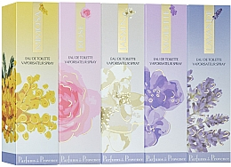Profumi e cosmetici Charrier Parfums Parfums De Provence - Set (edt/30ml + edt/30ml + edt/30ml + edt/30ml + edt/30ml)