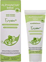 Profumi e cosmetici Crema anti-irritazione dopo pannolino - Alphanova Baby Natural Eryzinc Nappy Rash Cream