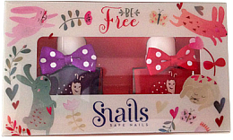 Profumi e cosmetici Set per bambini 2x10,5ml - Snails Mini Bebe Be Free