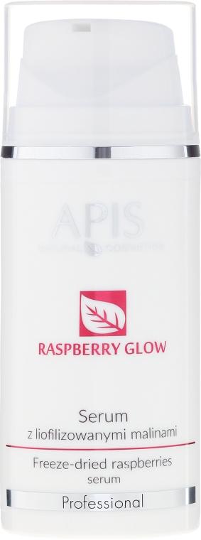 Siero viso con lampone liofilizzato - APIS Professional Raspberry Glow