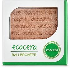 Profumi e cosmetici Bronzer viso - Ecocera Face Bronzer