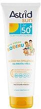 Profumi e cosmetici Latte solare SPF 50 - Astrid Sun Family Milk SPF 50