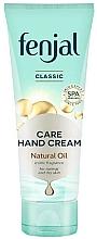 """Profumi e cosmetici Crema mani """"Classica"""" - Fenjal Classic Hand Cream"""