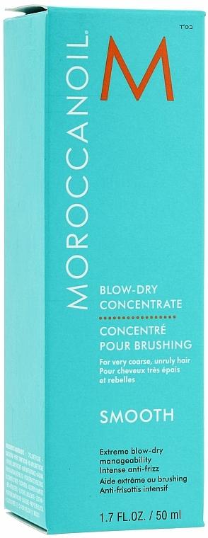 Concentrato per capelli - Moroccanoil Smooth Blow-Dry Concentrate — foto N3