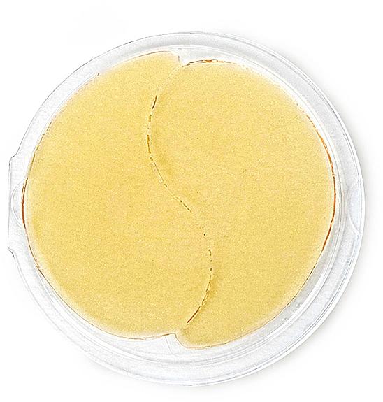 Patch occhi in idrogel, oro - Kocostar Princess Eye Patch Gold — foto N2
