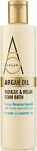 Profumi e cosmetici Bagnoschiuma - Argan+ Argan Oil Indulge & Relax Foam Bath