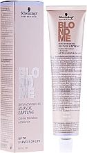 Profumi e cosmetici Crema schiarente capelli biondi - Schwarzkopf Professional BlondMe Blonde Lifting